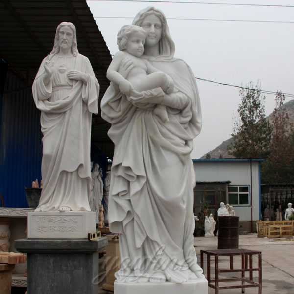 CHS-265 Purchase Catholic Statues of Mother Mary and Baby Jesus for Sale
