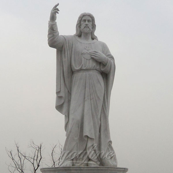 CHS-192 Catholic church giant famous figure statues of the sacred heart of jesus for sale