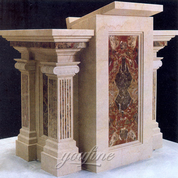 Luxury Catholic Church Lecterns and Podiums Designs for Sale